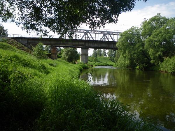 Мост над Истрой
