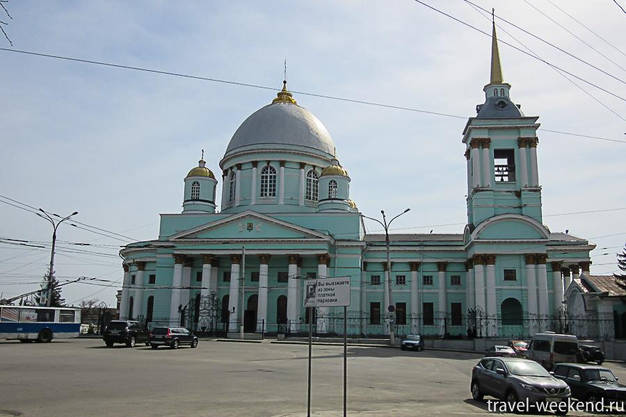 Курск, Знаменский собор