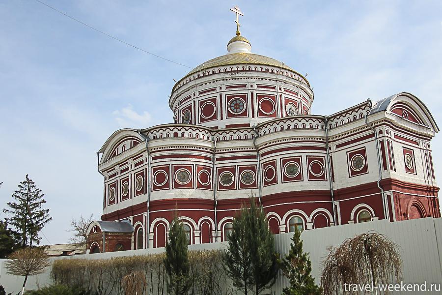Курск, Воскресенская церковь