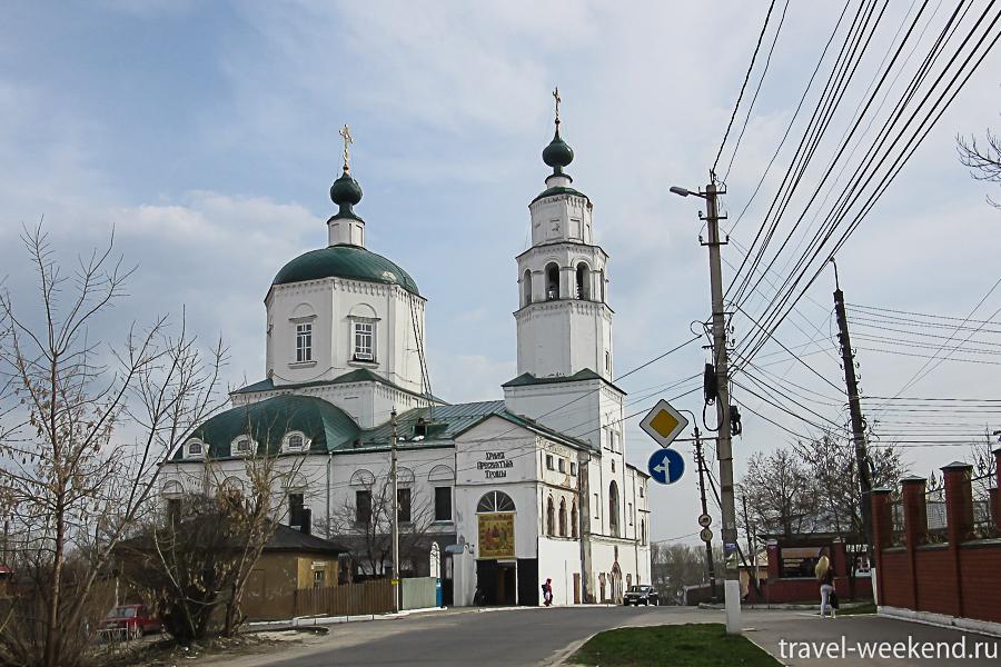 Курск, Троицкая церковь