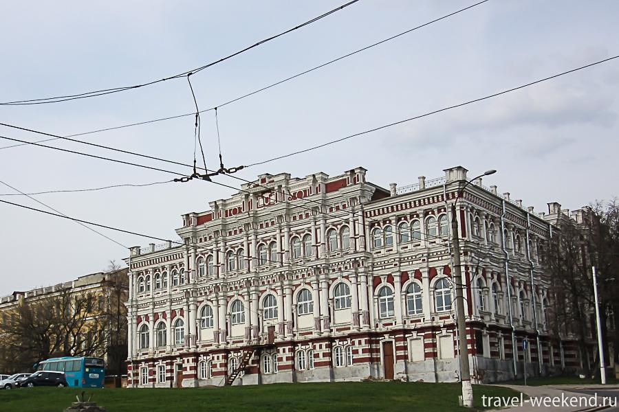 Курск, дом офицеров