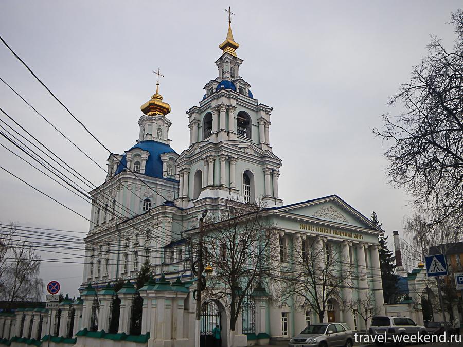 Курск, Сергиево-Казанский собор