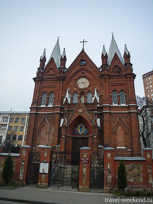 Курск, римско-католический костёл