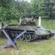 Выставка военной техники в Москве на Поклонной горе
