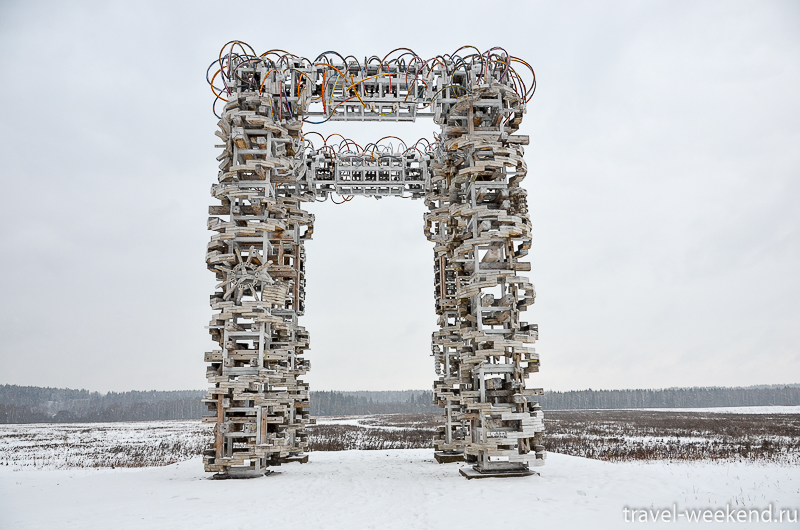 парк никола-ленивец