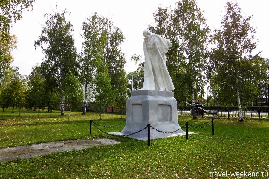 Болдино усадьба Пушкина