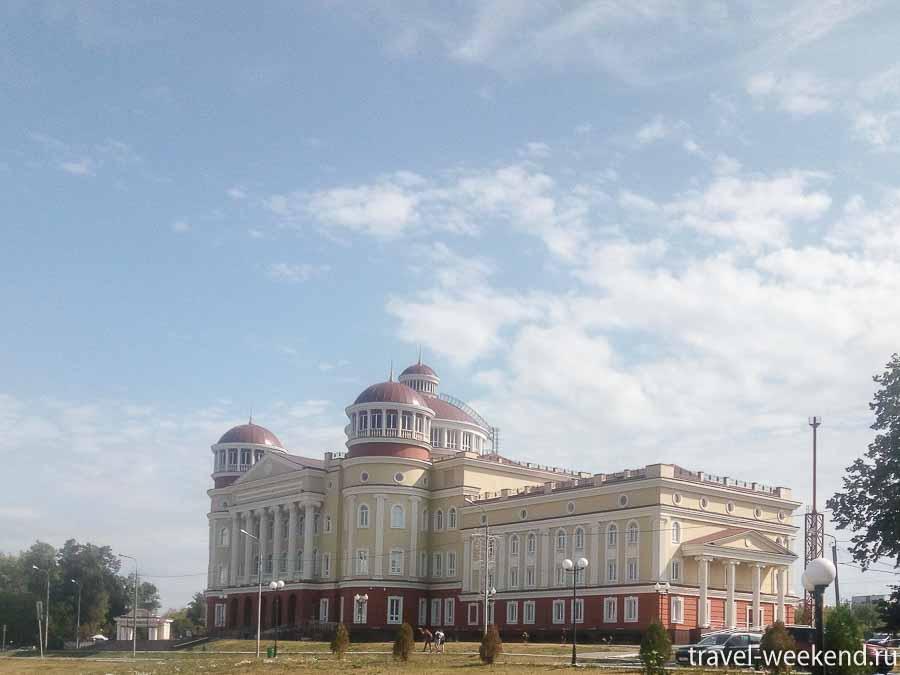 Саранск краеведческий музей
