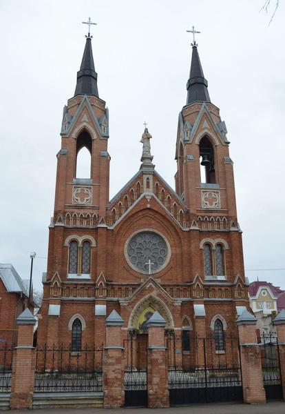 Тамбов.Римско-католический костел