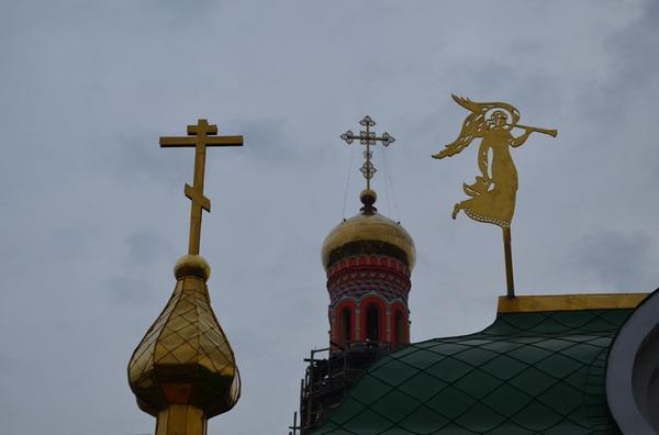 Тамбов. Вознесенский женский монастырь