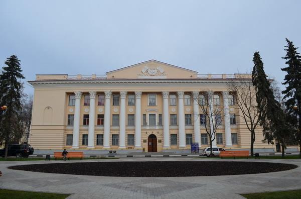 Тамбов. Краеведческий музей