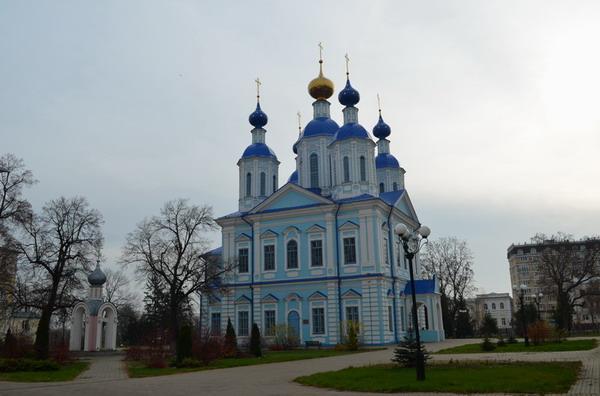 Тамбов. Богородичный монастырь