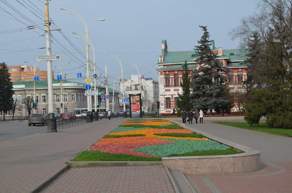 Тамбов. Улица Советская