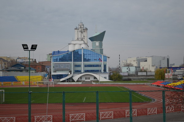 Тамбов. Стадион