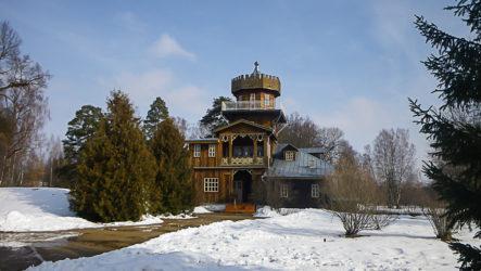 Усадьба Здравнево. Музей Репина в Белоруссии