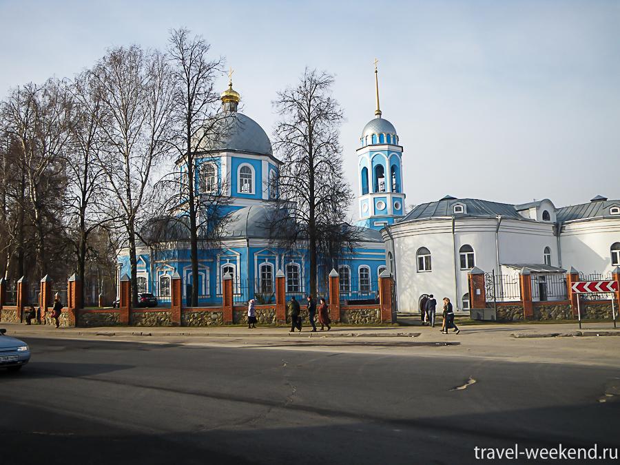 Курск, Введенская церковь