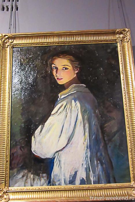 Курск, картинная галерея им. Дейнеки