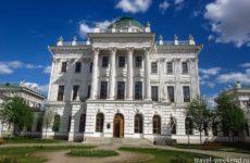 Экскурсия в дом Пашкова