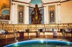 Хлудовские бани: в каких интерьерах парились до революции