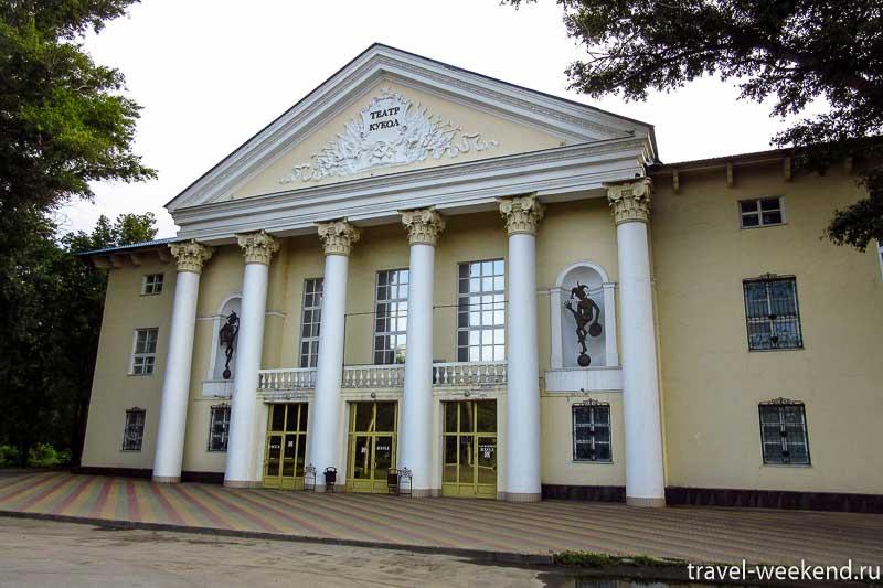 Липецк театр кукол