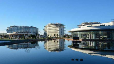 Сочи парк отель 3*, отзыв об отеле. Впечатления и рекомендации