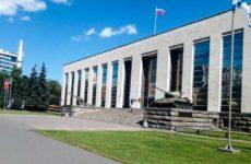 Центральный музей Вооруженных Сил в Москве. Выставка военной техники