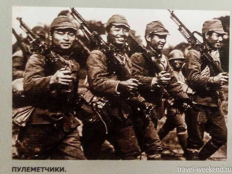 центральный музей вооружённых сил