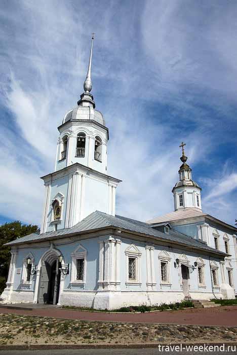 вологда церковь Алексадра Невского