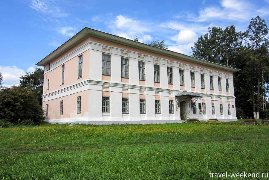 вологда музей шаламова