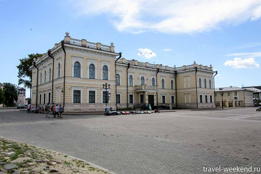 вологда музей кружева