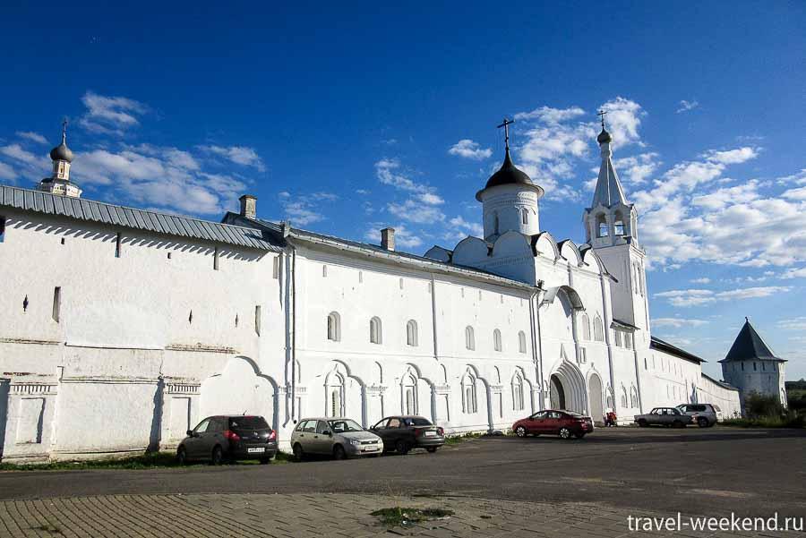 вологда спасо-прилуцкий монастырь