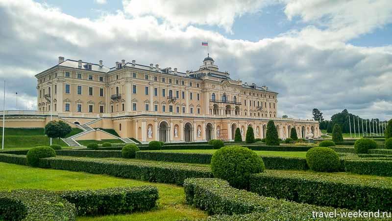 Стрельна Константиновский дворец