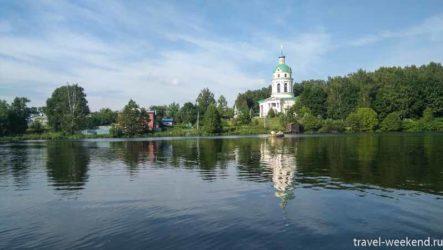 Усадьба Гребнево и Барские пруды