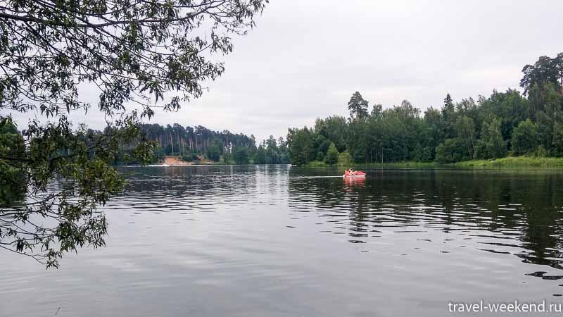Браские пруды Гребнево