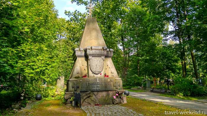 смоленское кладбище питер