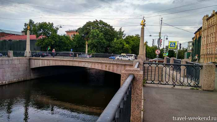 река смоленка петербург