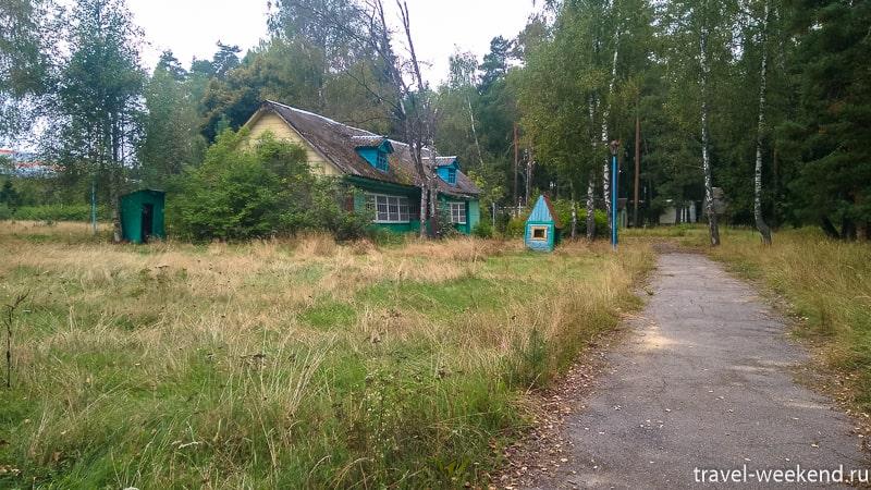 черное озеро фряновское шоссе щелковский
