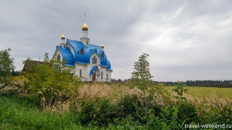 воря-богородская покровская церковь
