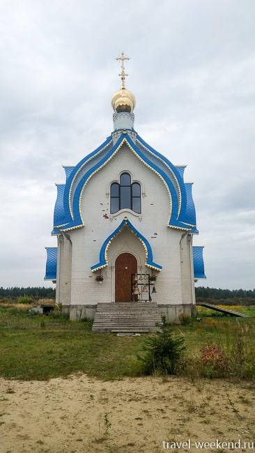 воря-богородское покровская церковь