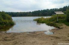 Озеро Черное, Щелковский район