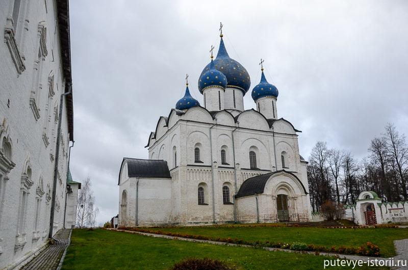 суздаль рождественский монастырь