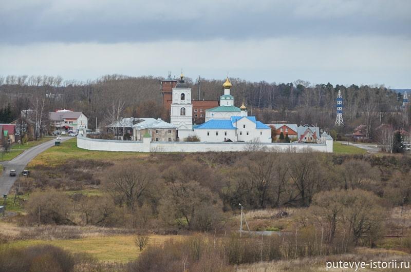 Всуздаль васильевский монастырь