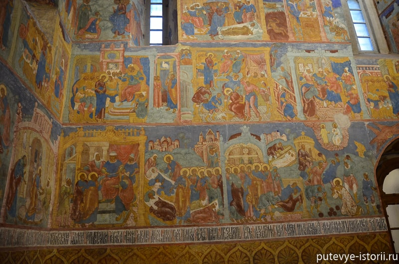 суздаль спасо евфимиев монастырь