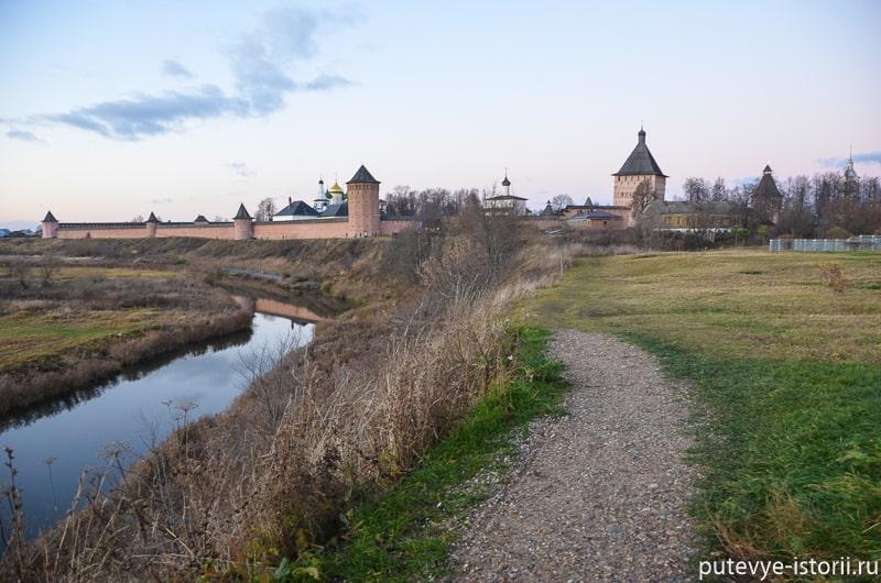 суздаль спасо-евфимиев монастырь