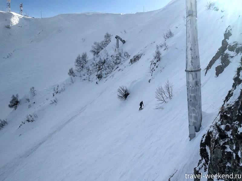 горнолыжный курорт газпром альпика