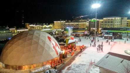 Поляна 960 и апартаменты 960 на курорте Красная Поляна