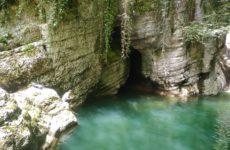 Агурские водопады — Орлиные скалы самостоятельно