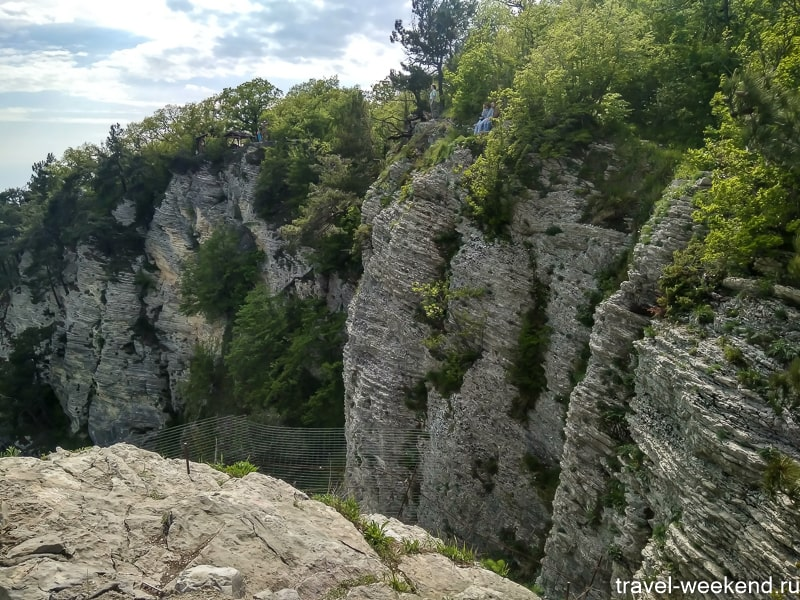 орлиные скалы сочи фото