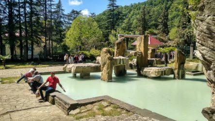 Бальнеологический курорт Мацеста и его серные источники