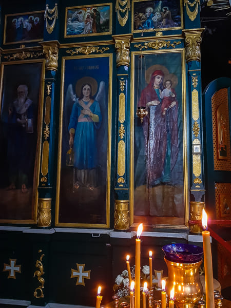 абхазия илорский собор
