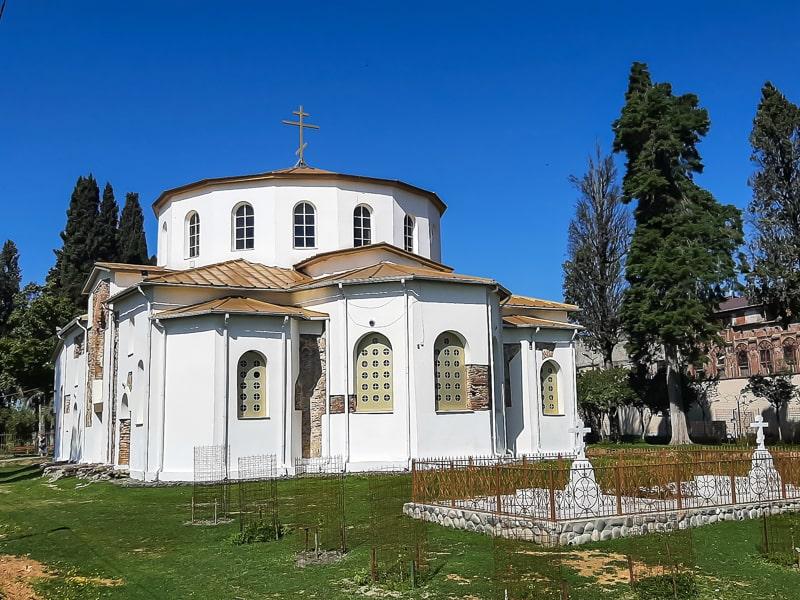 абхазия драндский собор